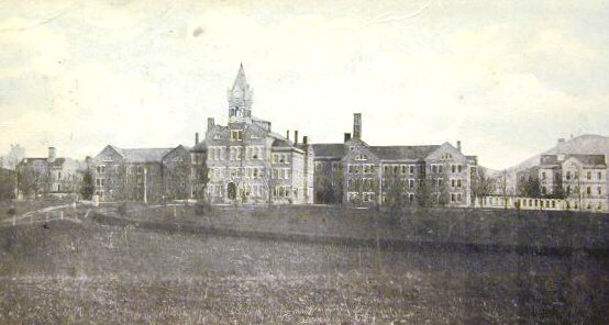 5. Southwestern Lunatic Asylum (Southwestern State Hospital), Marion