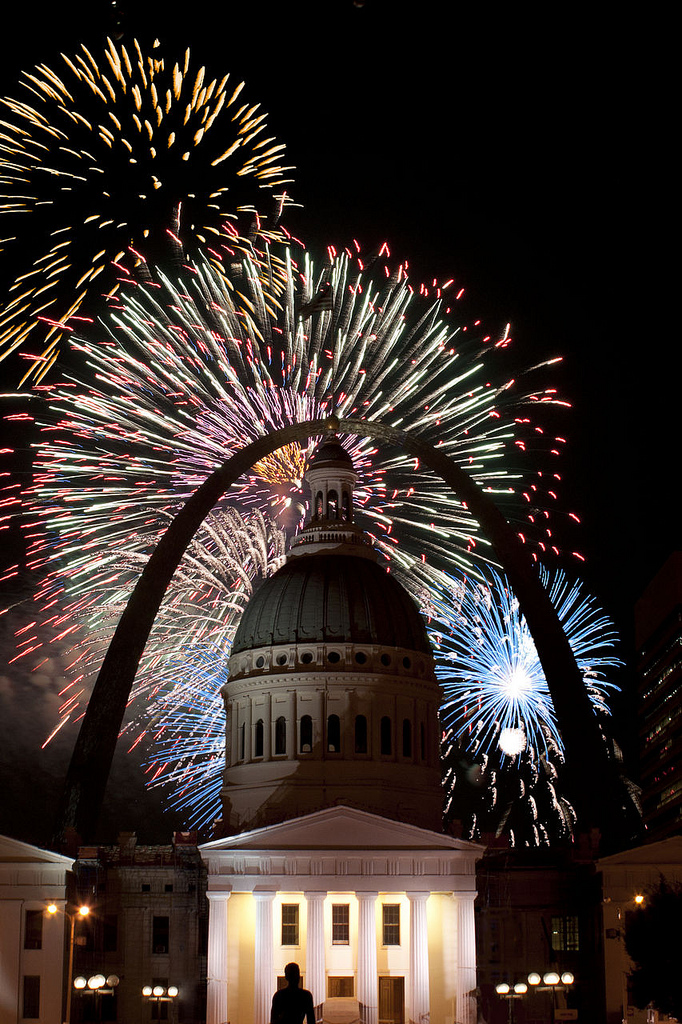 9 Epic Fireworks Shows In Missouri That Will Blow You Away