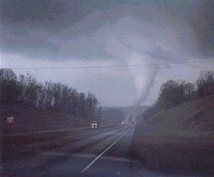 5) 1998 Gainesville–Stoneville tornado outbreak