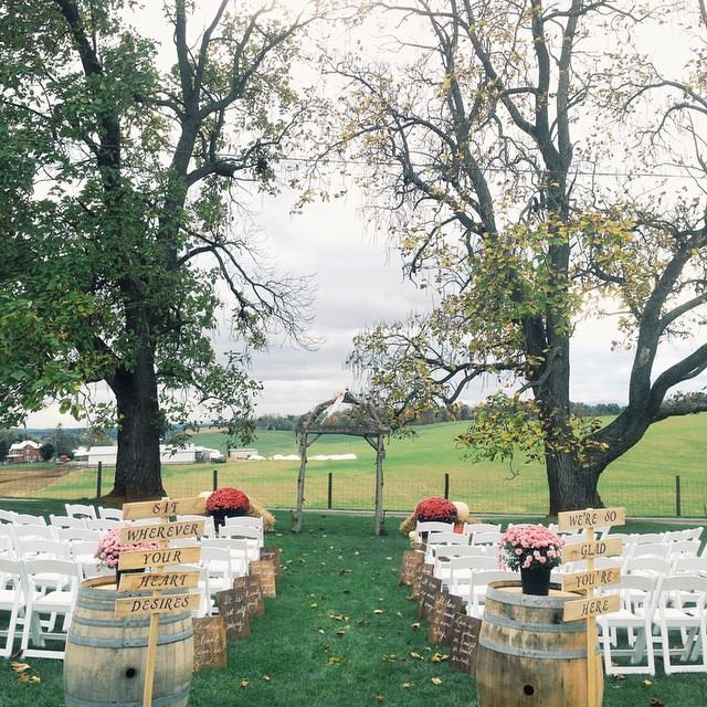 14 epic places to get married in virginia for Popular places to get married