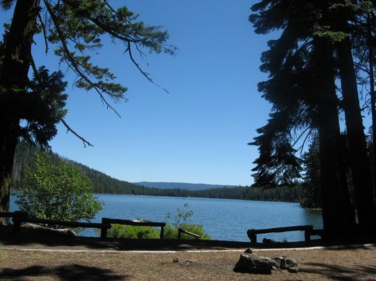 1) Suttle Lake