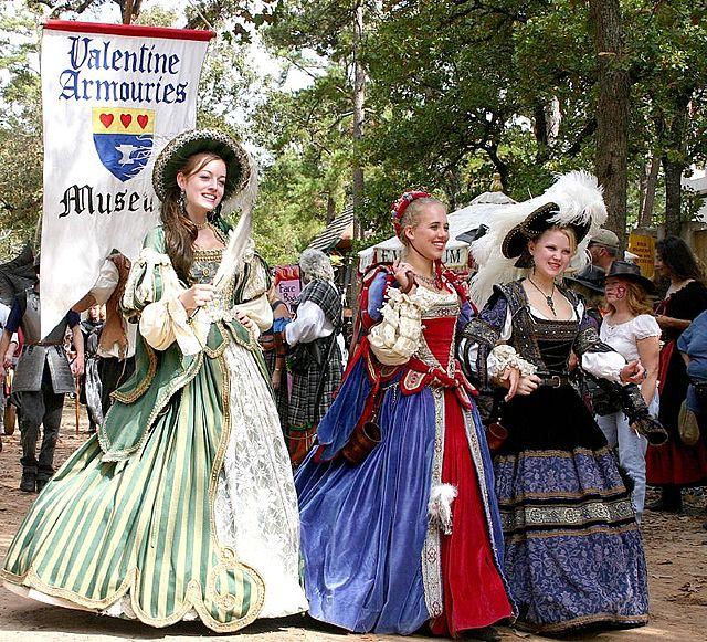 16) Texas Renaissance Festival (Todd Mission)