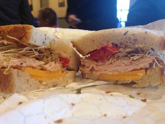 The Cheese Shop Sandwich