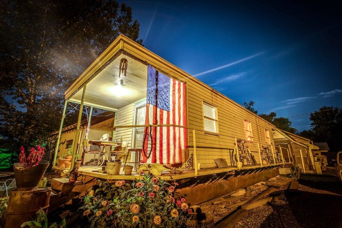 2. The Shack Up Inn in Clarksdale, MS