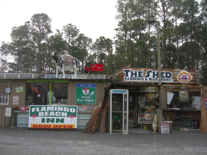 The Shed Barbecue And Blues Joint In Ocean Springs Ms