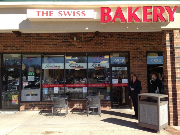8. The Swiss Bakery and Pastry Shop, Springfield and Burke