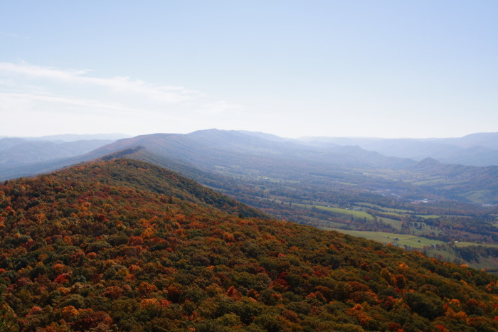 8. North Fork Mountain