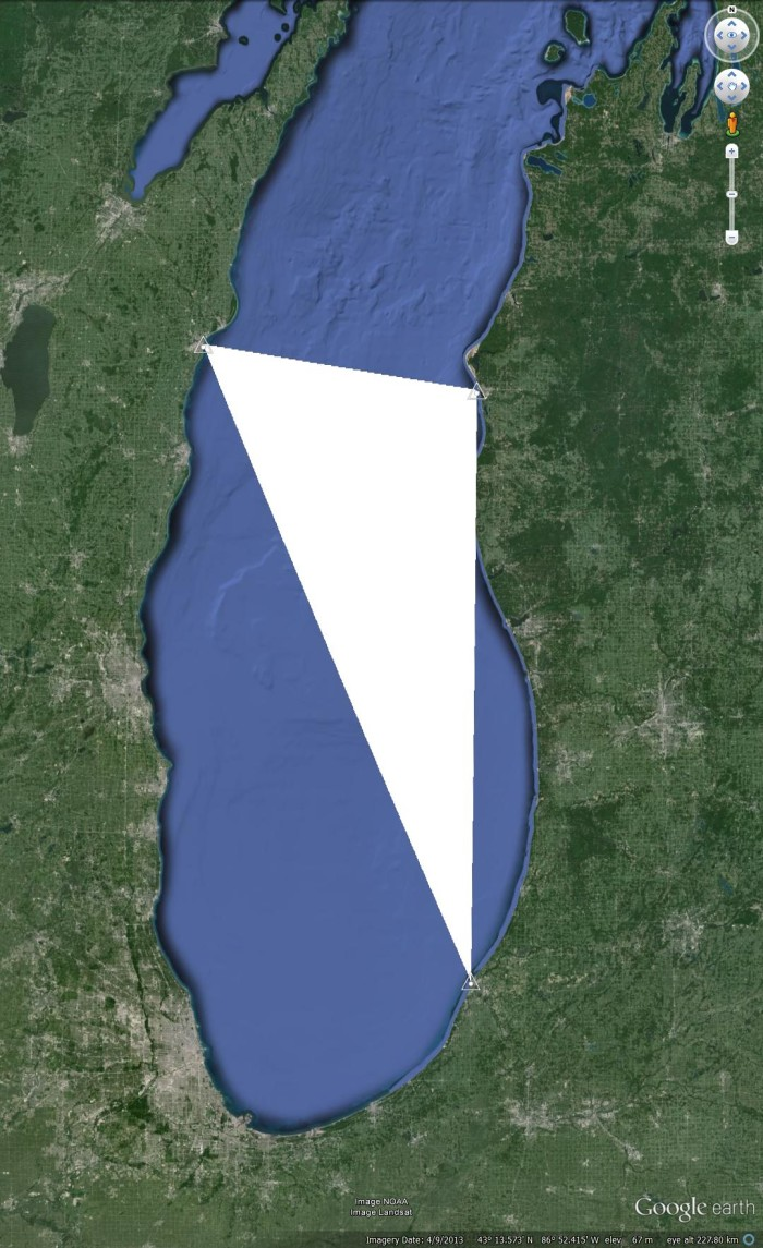 1) The Michigan Triangle