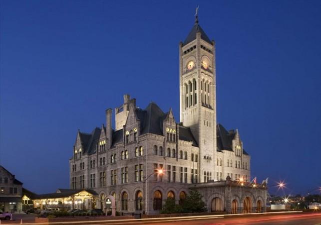 5) Union Station - Nashville