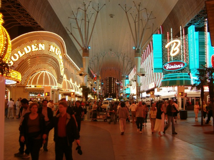 3. Fremont Street Experience