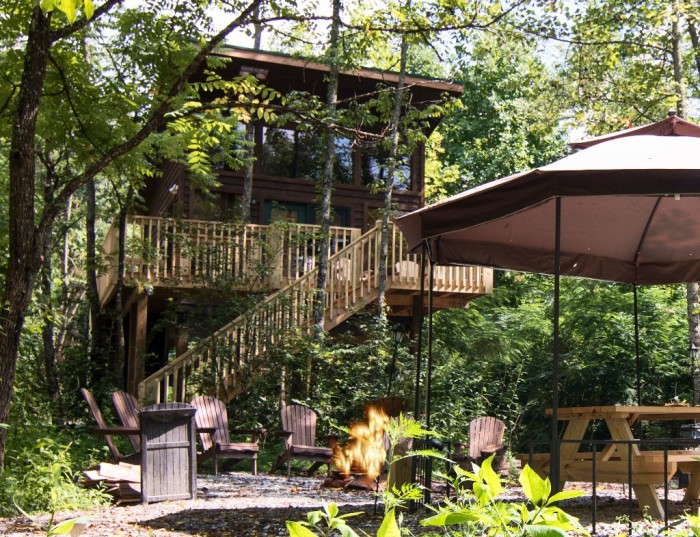 6 Treehouses To Rent This Summer In North Carolina