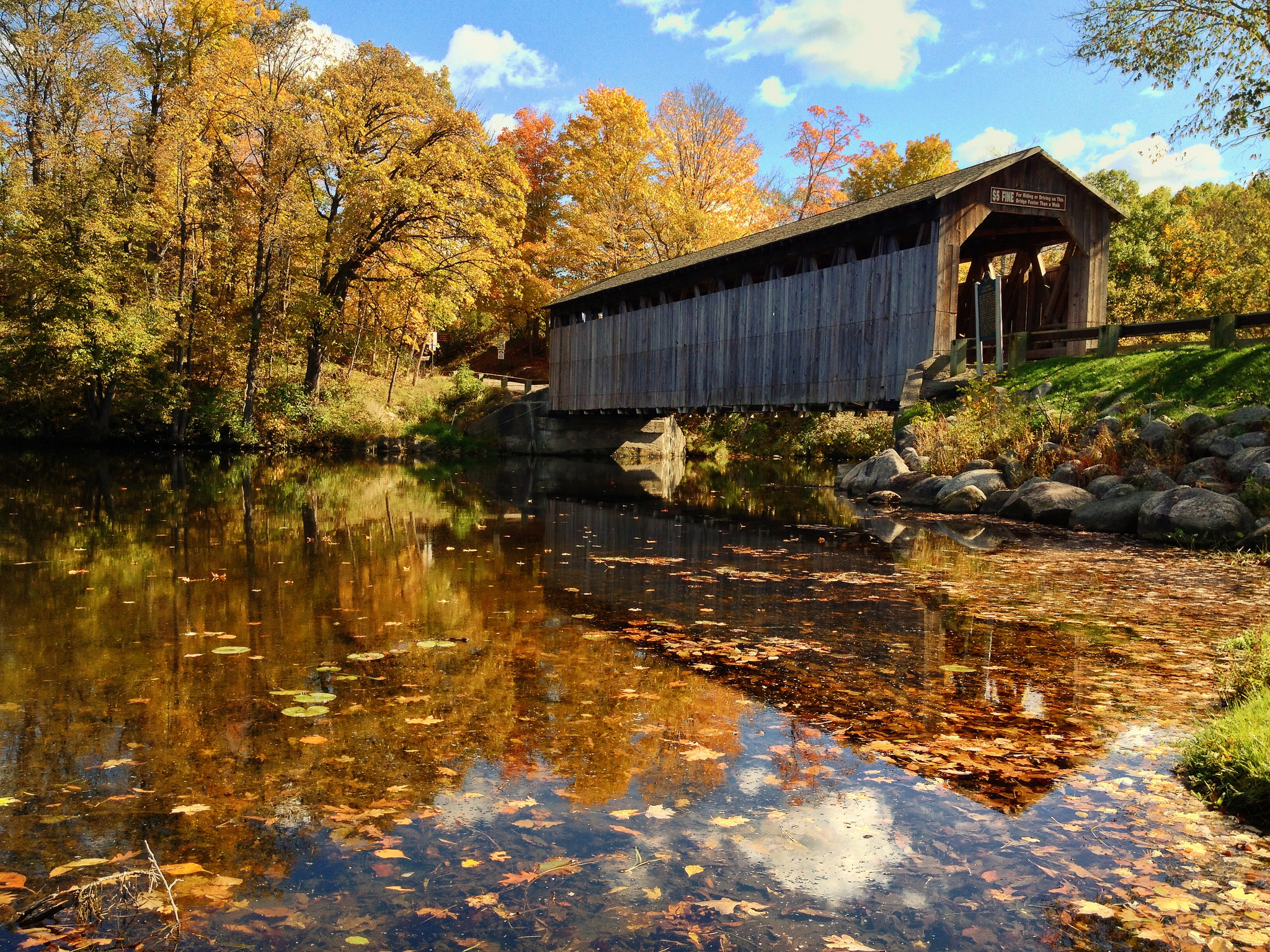 Things To Do In Charlotte Nc You Ll Want To Cross These 13 Amazing Bridges In Michigan