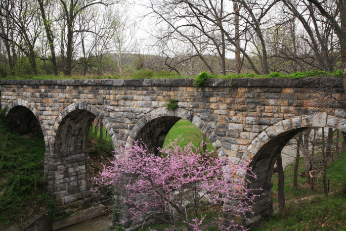 13. Valley Railroad Stone Bridge, Augusta County