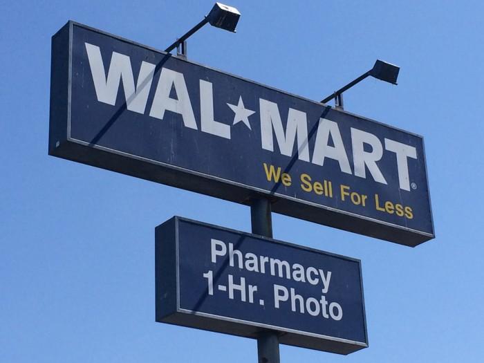 10. Wal-Mart