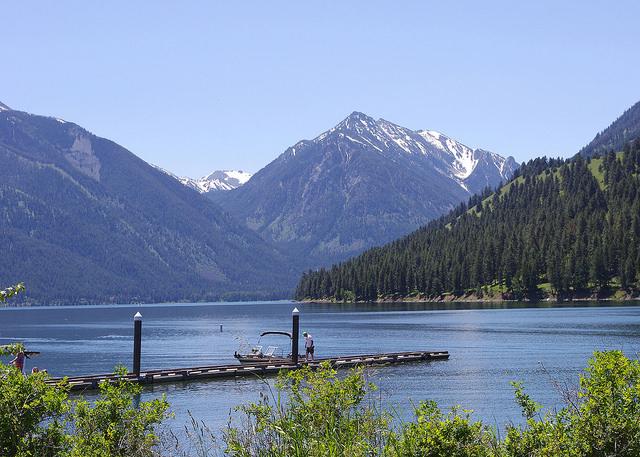 1) Wallowa Mountains, northeastern Oregon