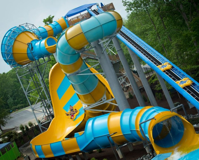 Make Your Summer Unforgettable At Virginias Water Parks
