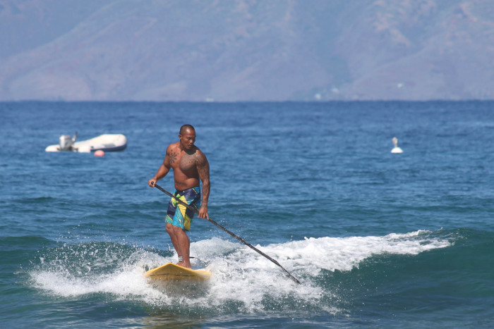8) Water Sports