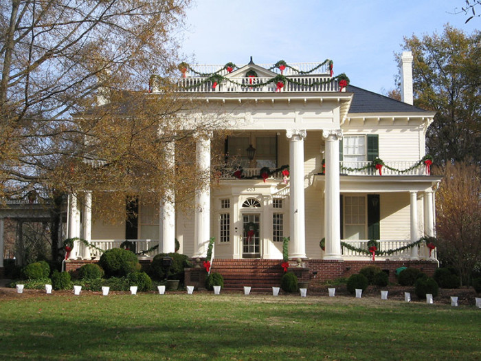 2. Feel inspired by a prominent political past at the Governor O. Max Gardner House in Shelby.