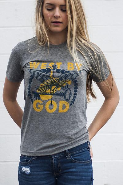 12. Get a West Virginia-themed tee shirt.