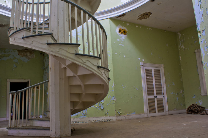 3. Western State Lunatic Asylum (Western State Hospital), Staunton