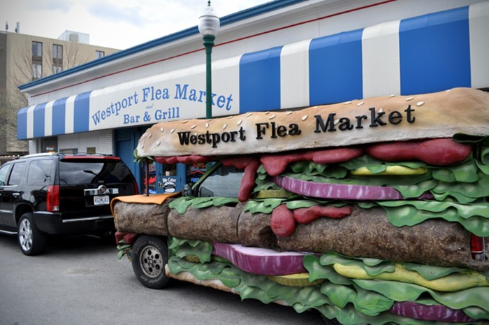 4. Westport Flea Market Bar & Grill - Kansas City