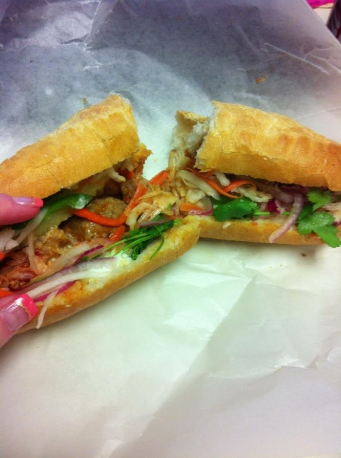 4. Yen's Sandwiches in South Charleston