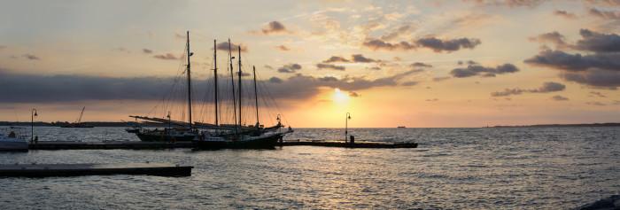 14. Yorktown Sunrise