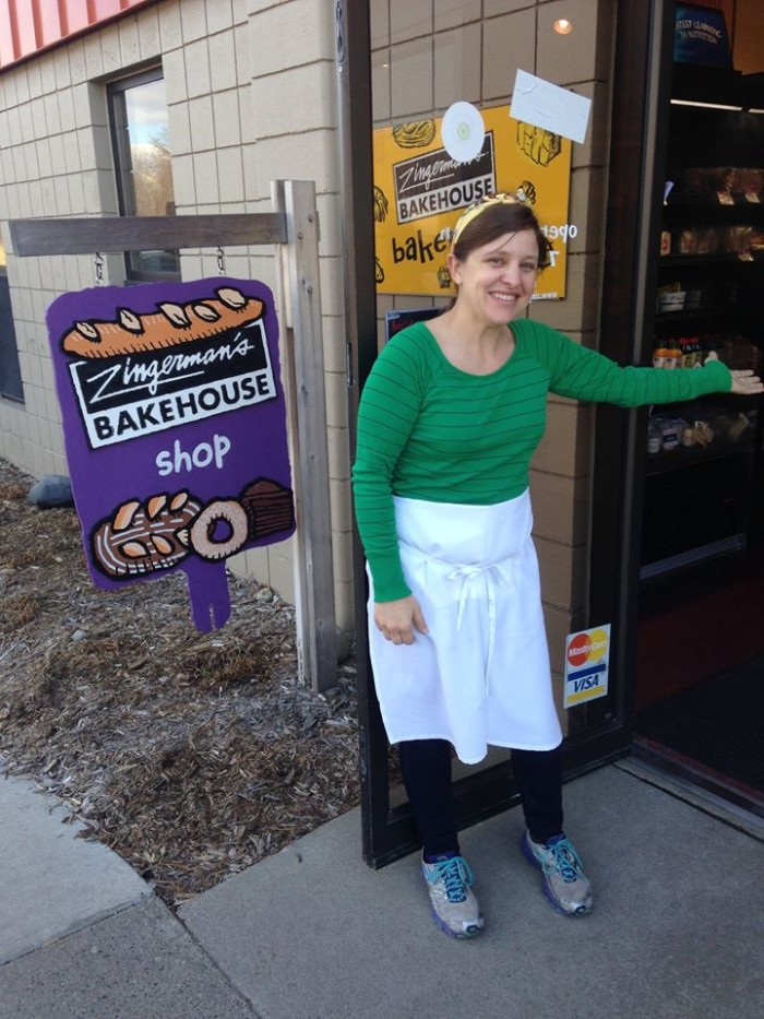1) Zingerman's Bakehouse, Ann Arbor