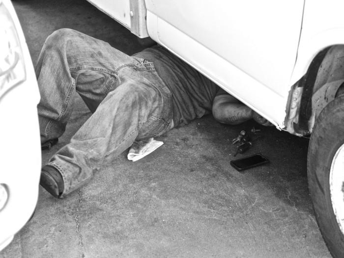 5. A good mechanic