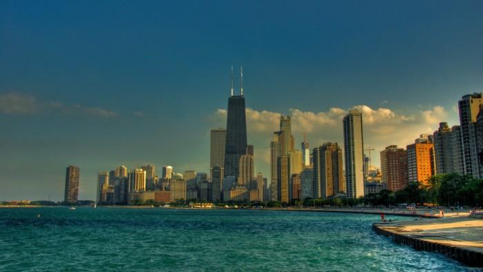1. Lake Michigan (Chicago)