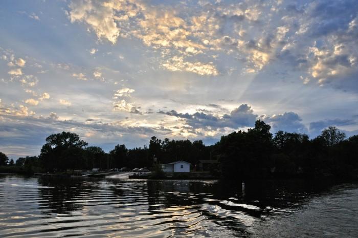 10. Lake Mattoon (Coles County)