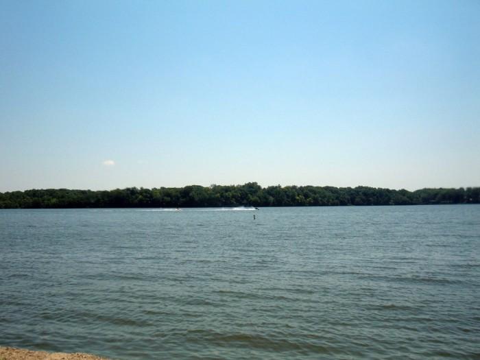 13. Lake Decatur (Decatur)