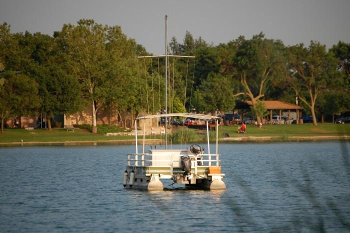 14. Lake Opeka (Des Plaines)