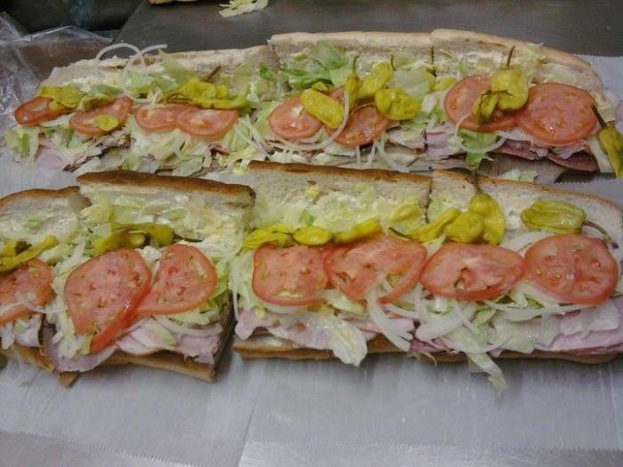 10. Sandwich Factory (Rockford)