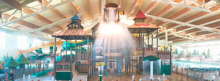 3. Great Wolf Lodge (Wisconsin Dells)