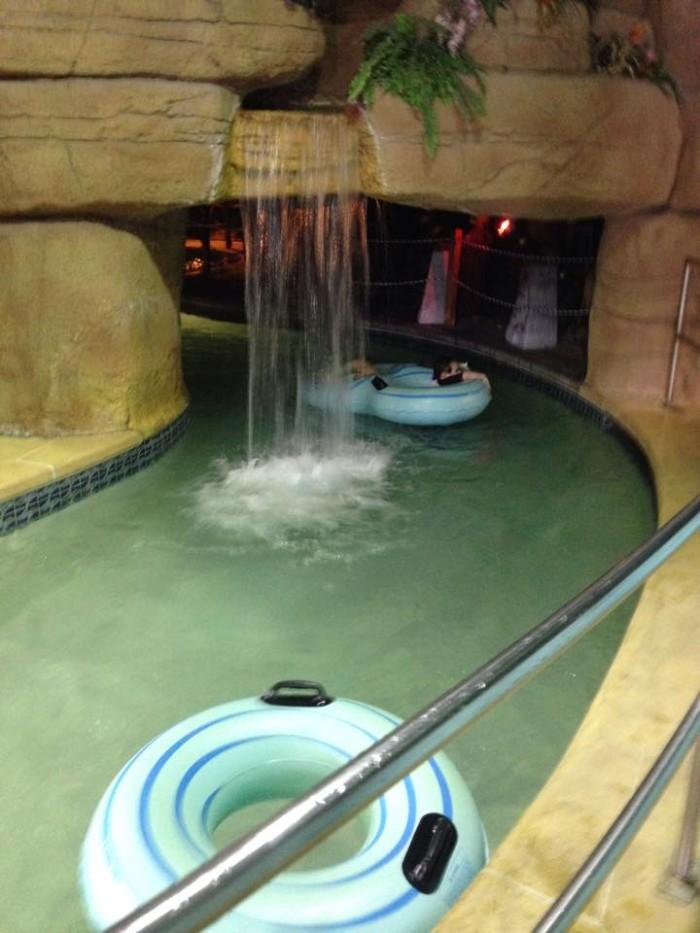 10. The Polynesian Resort (Wisconsin Dells)