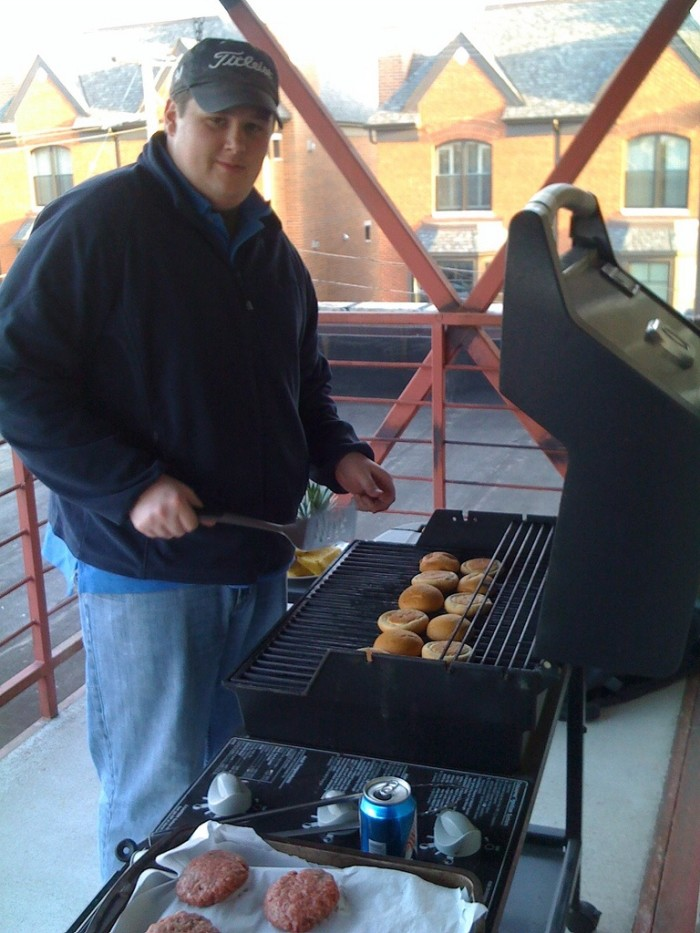 10. The closet foodie. On the outside, you're just a guy who grills. But surprisingly, you know enough about food to win Chopped or something.