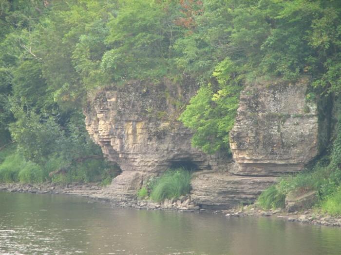 1. Kankakee River State Park (Bourbonnais)