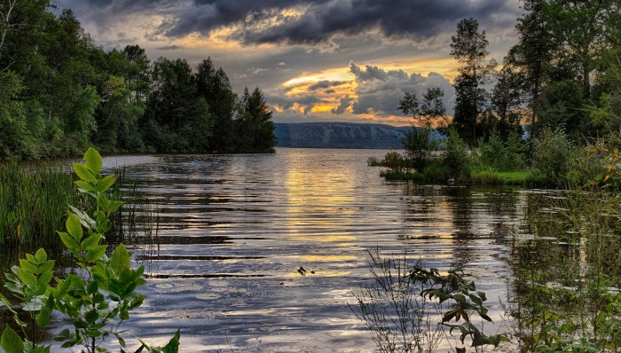 15. This photo of the St. Louis River perfectly captures the calming nature of Wisconsin.