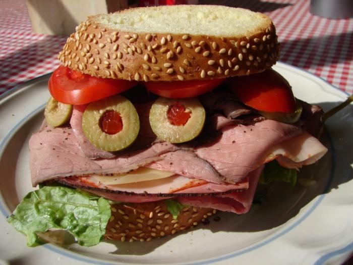 4. Sandwich
