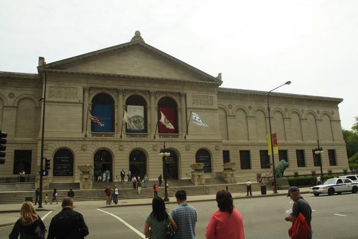3. Art Institute of Chicago