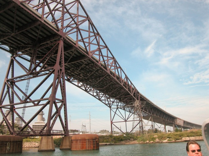 4. Chicago Skyway Bridge