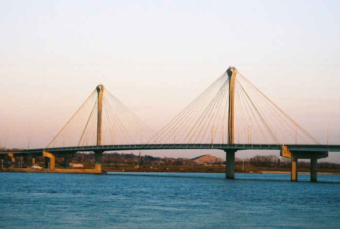 8. Clark Bridge (Alton)