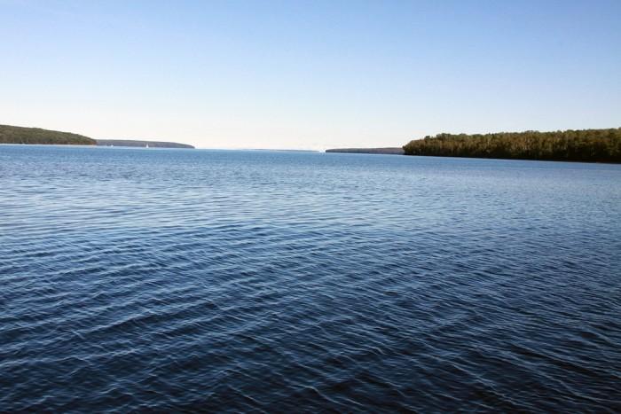 7. Frog Bay Tribal National Park, Bayfield