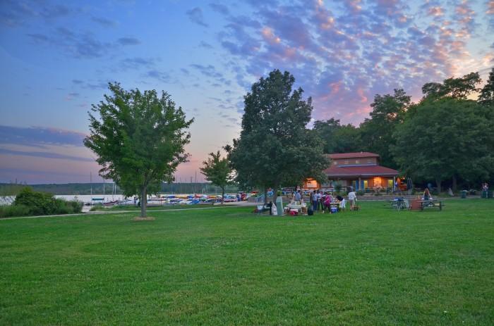 9. Wingra Park, Madison
