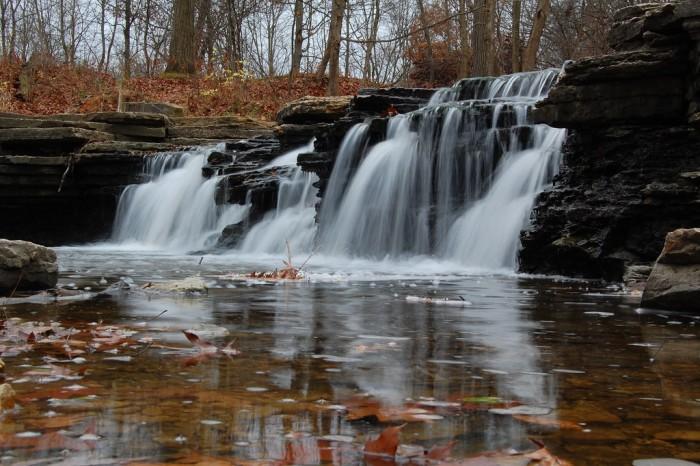 7 Falling Springs Falls