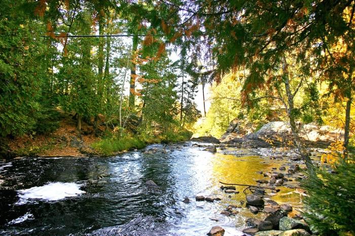 8. Pattison State Park (Black River)