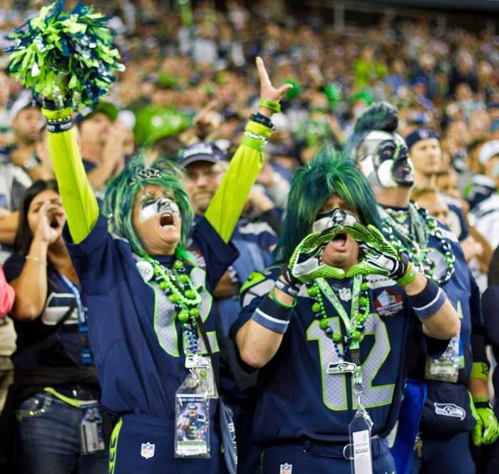 7. The stress of repeatedly losing to the NFC West