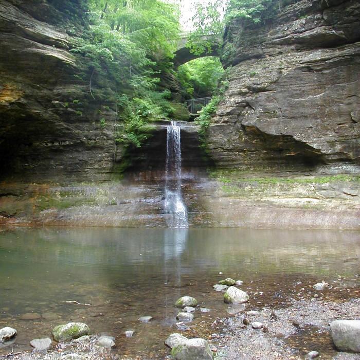 3. Cave Falls (Utica)