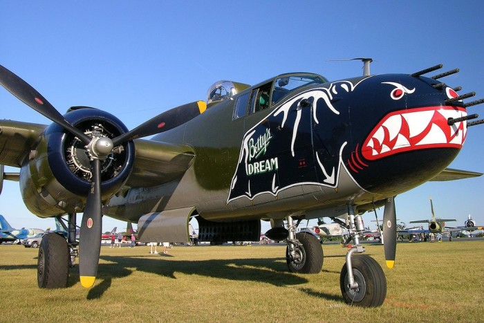 4. EAAAirventure (Oshkosh) is the coolest assembly of planes.
